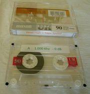 Referenztape für Cassettendecks No 2