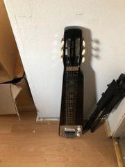 Chapman Stick-Gitarre für Bottleneck