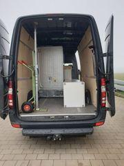 Blitz-Transporte Möbeltaxi Transport Umzug Transporter