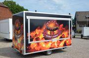 Verkaufsanhänger Imbissanhänger Imbisswagen Food-Truck Nr