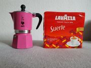 Bialetti Kaffebereiter Rainbow NEU Kaffee
