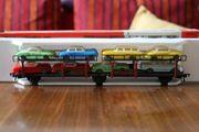 Sammlerstück Eisenbahn Fleischmann H0 Autotransporter