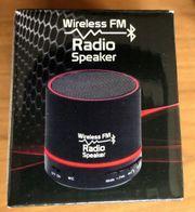 Bluetooth - Lautsprecher