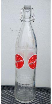 Alte Sinalco Flasche
