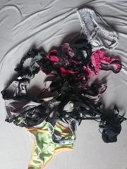 getragene duftwäsche getragene höschen tangas