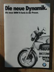 Heft BMW Die neue Dynamik