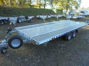 Autotransporteranhänger Lorries PLI 30-5021 kippbar