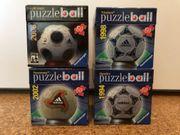 WM EM Puzzleball Ravensburger 60