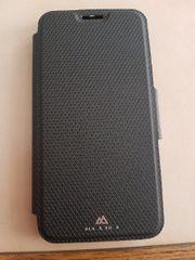 Black Rock Silikon Flip-Case für