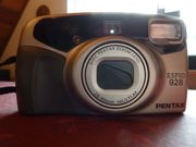 vollautomatische Kompaktkamera Pentax Espio 928