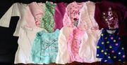 Baby Mädchen Kleidungspaket 74 80