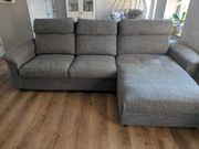 IKEA 3er Sofa Couch Lidhult