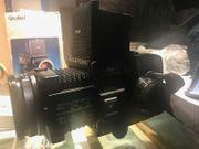 Rolleiflex SL66 mit Magazin und