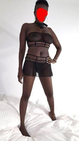 Escort-Damen - Heissblütige Afrikanerin in der Stadt