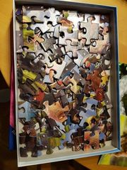 Ravensburger Puzzle Ohnezahn 100Teile ab