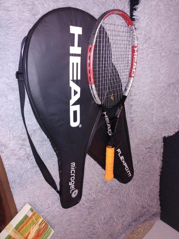 Sqash-Racket Schläger mit Schlägertasche