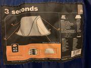 Zelt zum Aufwerfen