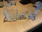 Tiere aus Glas