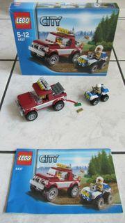 LEGO 4437 LEGO City Verfolgung