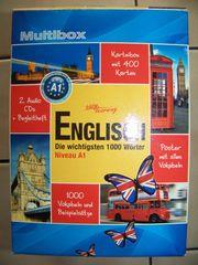 Englisch Multibox