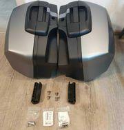 Original BMW Motorrad Tourenkofferset Links