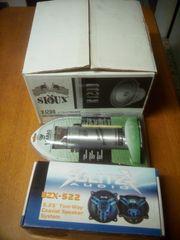 SIOUX X1200 Subwoofer 1 FARAD