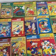 36 Donald Duck Taschenbücher