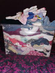 Mädchenkleider Paket 56 - 86