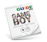 Konsolenguide 2020 GAMEBOY Alle Spiele