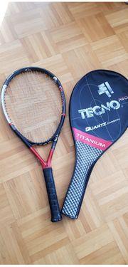 Tennisschläger Techno Pro Titanium