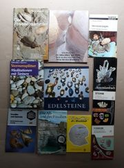 Faosilien Steine Mineralien 11 Bücher