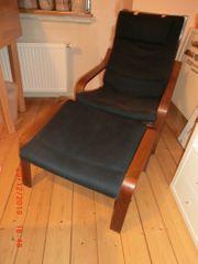 POÄNG Sessel von Ikea mit
