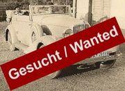 OLDTIMER GESUCHT - von BJ 1945