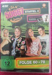 Köln 50667 DVD Staffel 4