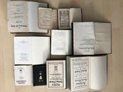 Bibeln Gesangbücher Calwer Konkordanz