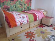 Jugendzimmer Marius - Bett - Schrank und