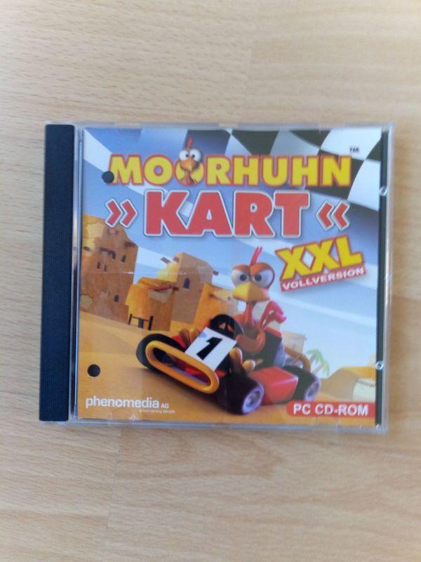 Moorhuhn Kart XXL PC Spiel