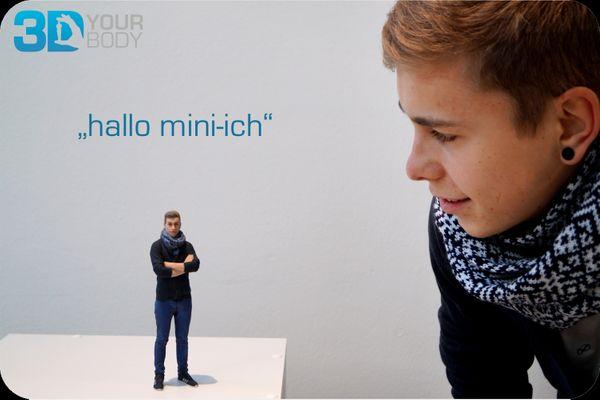 3D YOUR Body Gutschein Geschenk