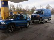Fahrzeuganhänger Anhänger Autotransporter Transporter zu