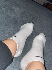 Getragenen Socken zu VK