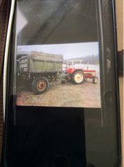 Kipper Traktor Reo Army LKW