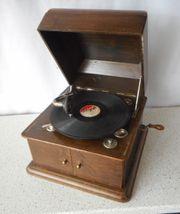 seltenes Tischgrammophon - Grammophon - Odeonette