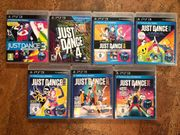 PS3 Just Dance 2014-2015 und