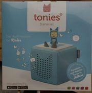 Tonies Box Starter Set blau