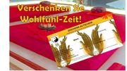 Geschenk-Gutschein für eine Thai-Massage im