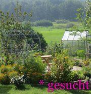 Garten zum Kauf gesucht - Wir