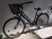 Damenfahrrad Fischer 3-Gang City-Bike mit