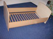 Verkaufe Paidi-Gitterbett Kinderbett mit Umbauseiten