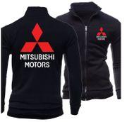 Neue Mitsubishi Jacken Reissverschlussoberteile Trainingsanzugen