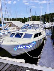 Motorboot Scand 25 evtl mit